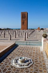Hassan II Towerの写真素材 [FYI04009249]