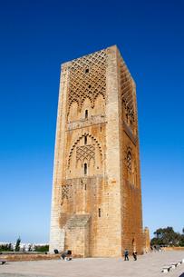 Hassan II Towerの写真素材 [FYI04009253]