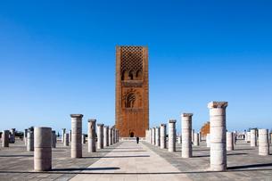 Hassan II Towerの写真素材 [FYI04009254]