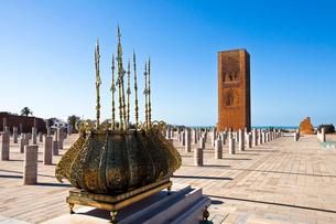 Hassan II Towerの写真素材 [FYI04009256]