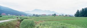 高社山(高井富士)の写真素材 [FYI04009397]