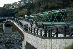 長寿橋の写真素材 [FYI04009414]