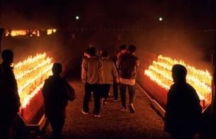 宝徳山稲荷大社神幸祭の写真素材 [FYI04009474]