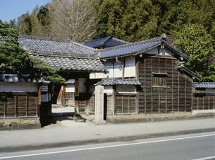 小泉八雲旧居の写真素材 [FYI04010661]