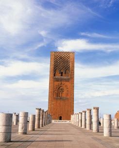 ハッサンの塔の写真素材 [FYI04010918]