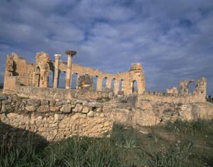 ヴォルビリス遺跡の写真素材 [FYI04010930]