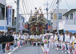 山あげ祭の写真素材 [FYI04011510]