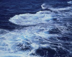 白い波  3月   小笠原の写真素材 [FYI04011553]