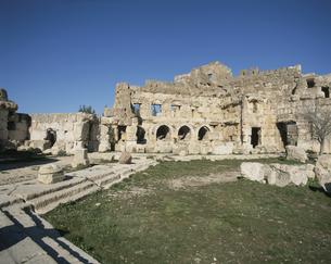 ビブロスの遺跡 トリポリ レバノンの写真素材 [FYI04011561]