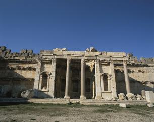 ビブロスの遺跡 トリポリ レバノンの写真素材 [FYI04011562]