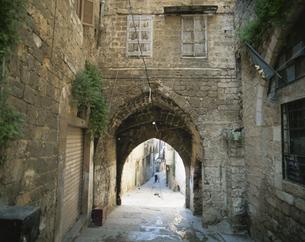 ベイルート市内旧市街スーク レバノンの写真素材 [FYI04011565]