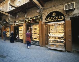 ベイルート市内旧市街スーク レバノンの写真素材 [FYI04011566]