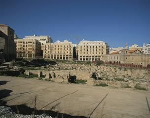 ベイルート市内旧市街スーク レバノンの写真素材 [FYI04011567]