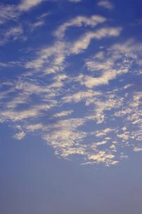 雲の写真素材 [FYI04011631]
