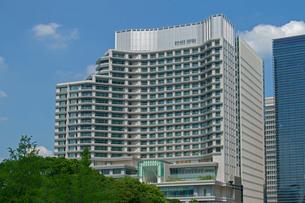 パレスホテル東京の写真素材 [FYI04011683]
