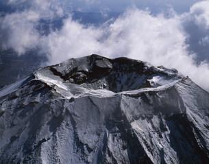 富士山頂の写真素材 [FYI04014528]