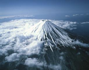 富士山の写真素材 [FYI04014538]