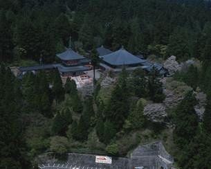 比叡山東塔の写真素材 [FYI04014585]