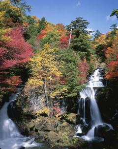 龍頭の滝の写真素材 [FYI04014779]
