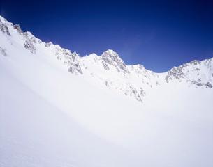 中央アルプス宝剣岳の写真素材 [FYI04014935]