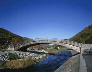 木曽大橋 奈良井宿   10月の写真素材 [FYI04014972]