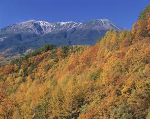 御岳山 開田高原    10月の写真素材 [FYI04014976]