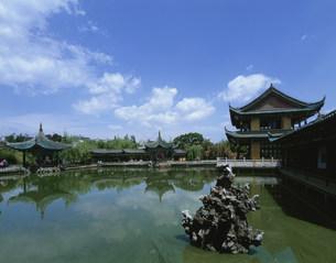 翠湖公園の写真素材 [FYI04015497]
