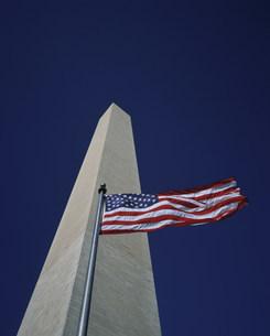 ワシントン記念塔の写真素材 [FYI04017128]