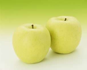 リンゴ「ゴール」の写真素材 [FYI04017983]