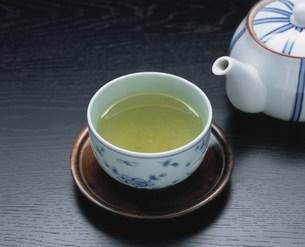 お茶の写真素材 [FYI04018178]