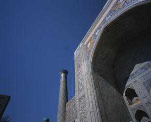 シェルドル・メドレセのアーチの写真素材 [FYI04018414]