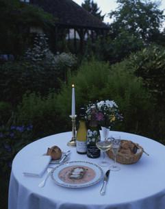 フランス料理の写真素材 [FYI04019097]