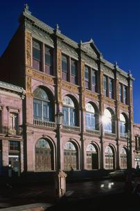18世紀の劇場の写真素材 [FYI04019327]