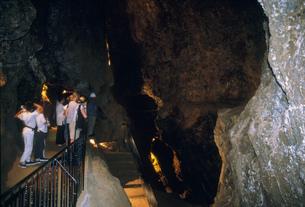 エデン鉱山内部の写真素材 [FYI04019331]