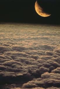 月の写真素材 [FYI04019482]
