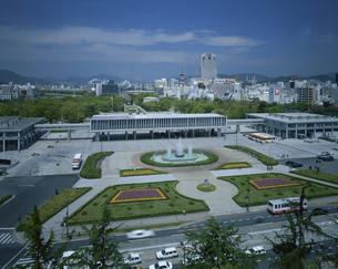 平和公園 広島市     5月の写真素材 [FYI04019863]