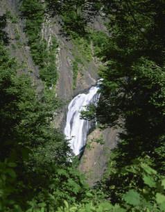 ヒコサの滝の写真素材 [FYI04020675]
