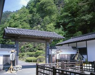 生野銀山跡の写真素材 [FYI04020714]
