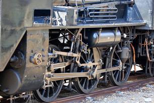 大井川鐡道の蒸気機関車の写真素材 [FYI04022493]