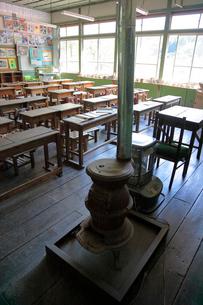 旧木沢小学校の写真素材 [FYI04022679]