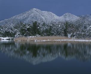 冬晴れの写真素材 [FYI04023754]