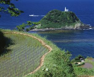 俵島の写真素材 [FYI04023763]