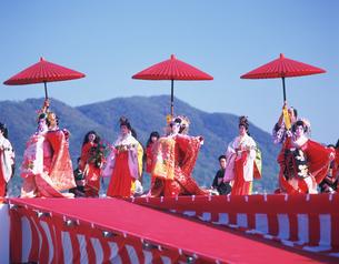 先帝祭の写真素材 [FYI04023773]