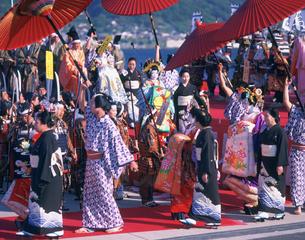 先帝祭の写真素材 [FYI04023775]