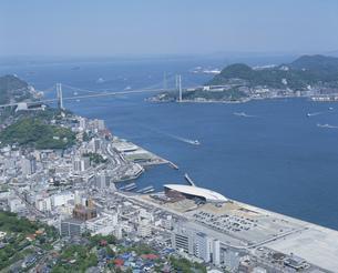 関門橋の写真素材 [FYI04023791]