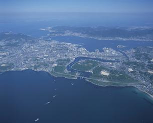 関門橋の写真素材 [FYI04023797]