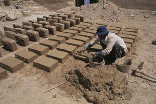 ディライーヤ リヤド郊外 7月 サウジアラビアの写真素材 [FYI04024344]