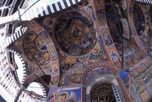 リラの僧院の写真素材 [FYI04024559]