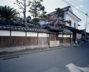 旧松田家住宅 居蔵の館の写真素材 [FYI04024826]