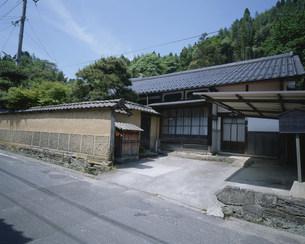地方役人三宅家 旧田辺家の写真素材 [FYI04024882]